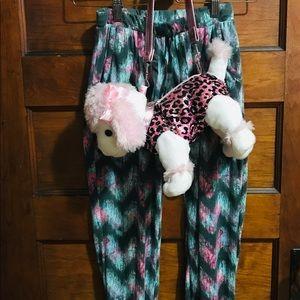 Boho Justice Size 10 & Doggy Handbag